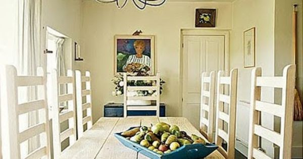 Cottage Chic Cottages And Table And Chairs On Pinterest