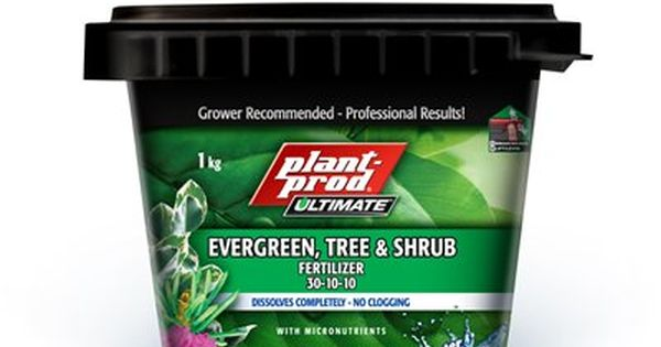 Plant Prod Ultimate 1kg Evergreen And Shrub Fertilizer