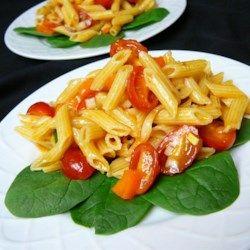 Pasta Salad Recipe Ketchup Vinegar Sugar