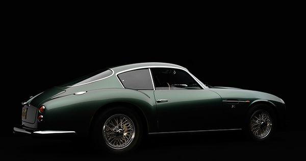 Beautiful machine! 1961 Aston Martin DB4GT Zagato