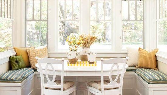 eckbank ideal f r kleine k che haus pinterest kuchen. Black Bedroom Furniture Sets. Home Design Ideas