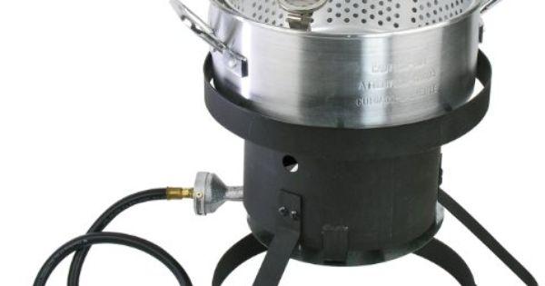 Cajun injector gas fish fryer cajun injector http www for Cajun fish fryer