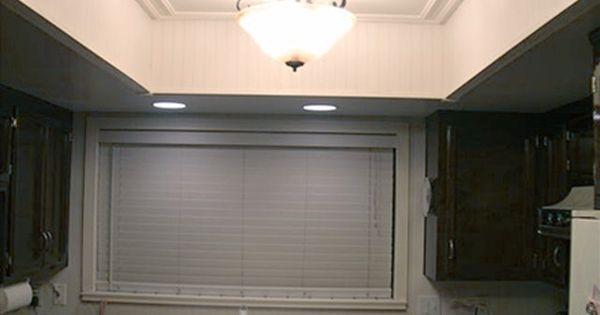 Kitchen Makeover In 2 Days Kitchen Ceiling Lights Kitchen Lighting Over Table Kitchen Lighting Remodel