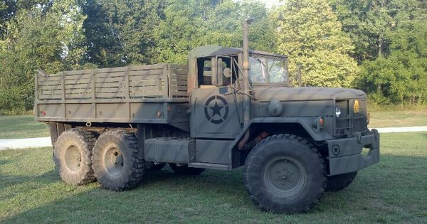 Used Cars For Sale Germany Military: Duece And A Half. Drove This In Germany!