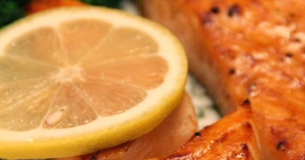 Brown Sugar Salmon - This is my absolute favorite way to prepare