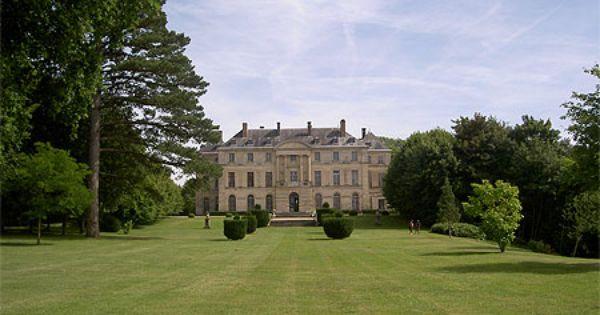 Chateau De Montgobert Mongobert Aisne Picardie Le Manoir Chateau France Saint Quentin
