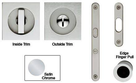 Valli And Valli K1230 Series Valli Valli Solid Brass Pocket Door Privacy Latch Set The Hardware Hut Pocket Doors Rear View Mirror Pocket Door Hardware