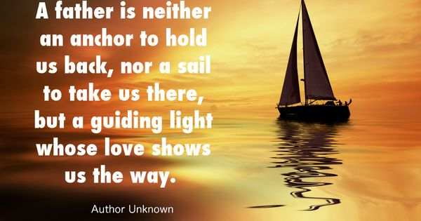 Great Sailing Quotes: Happy #FathersDay!