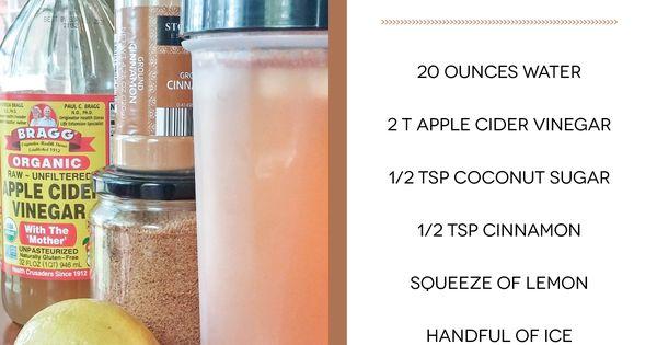 Apple Cider Vinegar Immune Booster | North Coast Organic