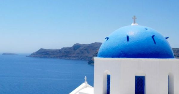 Santorini, Greece. Can't wait to visit this beautiful Greek island.