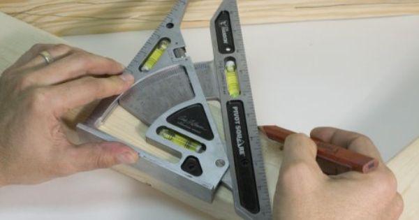 Amazon Com Ch Hanson 03060 Pivot Square Home Improvement Carpentry Woodworking Tips Construction Tools