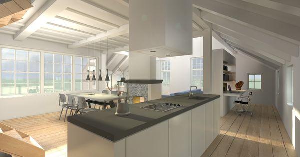 Keuken  Interieur  Pinterest