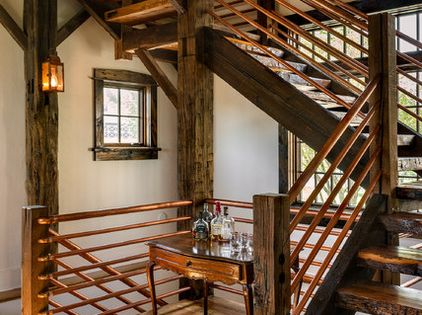 Best Copper Railings Bring A Modern Touch To A Rustic Space If 400 x 300