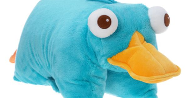 Page Not Found Animal Pillows Disney Pillows Perry The Platypus