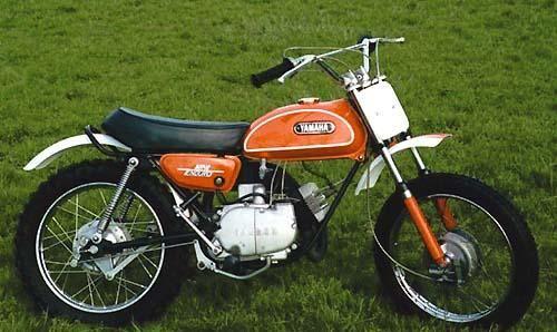 Yamaha 60 Mini Enduro Yamaha Bikes Vintage Bikes Mini Bike