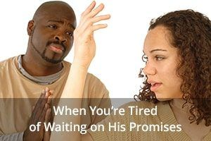 What does it mean when a guy wants to wait
