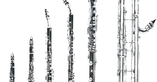 E Flat Clarinet Range A huge picture ...