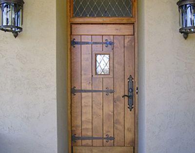 Tudor Replacement Door Door Style Dbyd4001 Doors By