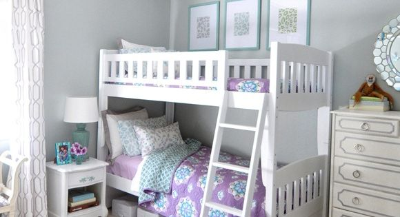 Room decor with pottery barn kids brooklyn bedding google search kids room pinterest - Meisjes slaapkamer deco ...