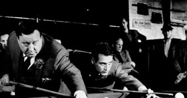 The Hustler Movie Cast Starring Paul Newman
