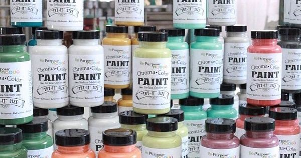 RePurpose ReColor Paint Try It Size Samples Now Available