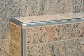 Schluter Rondec Finishing Edge Protection Profiles Pvc Tile Edge Schluter Tile Edge Bullnose Tile