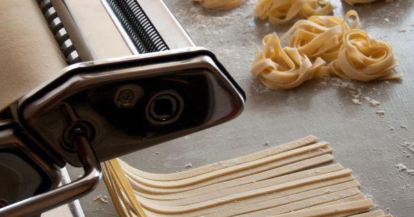 Comment faire des p tes fraiches maison recette - Comment cuisiner des blettes fraiches ...