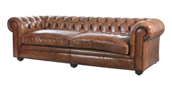 Canape Chesterfield La Maison Coloniale 242 X 100 X 71 Cm Furniture Home Decor Design
