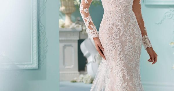 Wedding Dresses Kearney Ne : David tutera s spring wedding dresses are straight