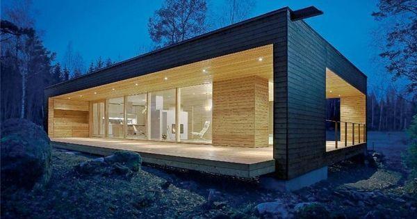 Moderna 173 m casas econ micas contenedores - Casas modernas economicas ...