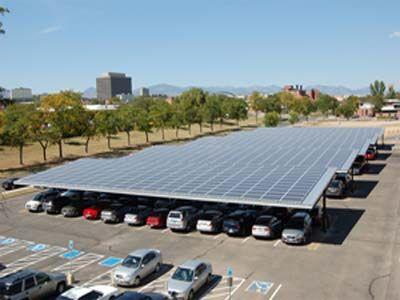 Solar Panels Installation, Garage Solar Power