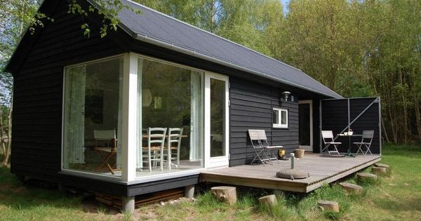 At 592 sq. ft. this modular tiny home might not be that