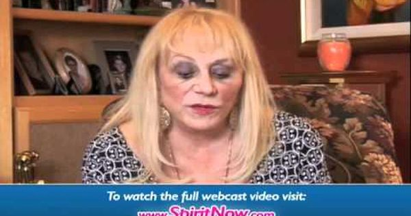 Psychic Sylvia Browne Webcast All Pets Go To Heaven Spiritnow
