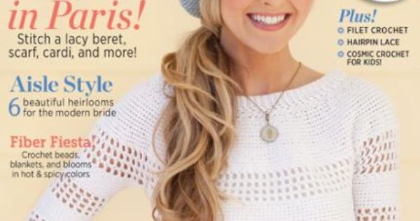 Creative Crochet Magazine : Crochet today! magazine Playing with Needles Pinterest Creative ...