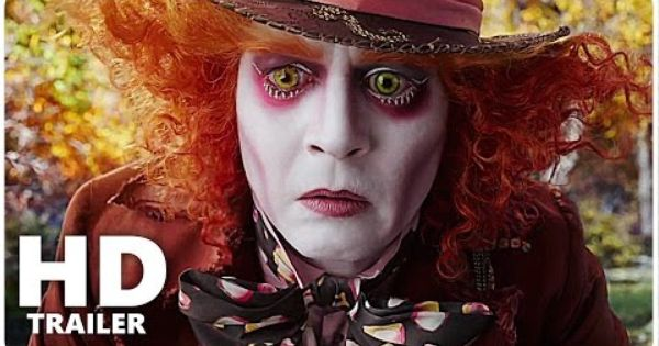 Alice through the looking glass trailer 2016 youtube yes - Alice attraverso lo specchio film download ...