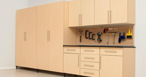 Garage cabinet systems from monkey bar storage perfect for the garage garage cabinets - Simple garage storage cabinets in cool structured design ...