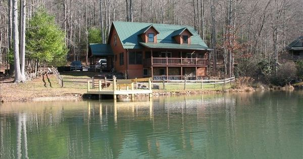 Luxury Lakeview Mountain Cabin Brevard Asheville