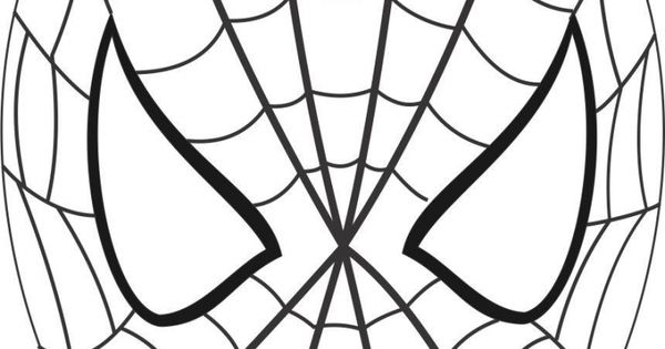 Spiderman pumpkin carving patterns