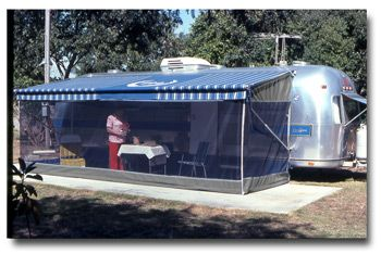 P S Trailer Service Zip Dee Awnings Vintage Travel Trailers Rv Screen Rooms Screen Enclosures