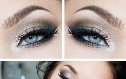 Linda Hallberg. makeup beauty