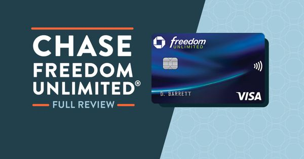 Chase Freedom Unlimited Our Full Review 10xtravel Chase Freedom Freedom Chase Ultimate Rewards