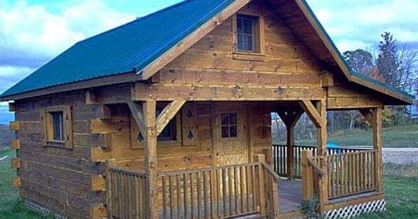 Log home storage shed 24x30 log cabin with living area for 24x30 cabin