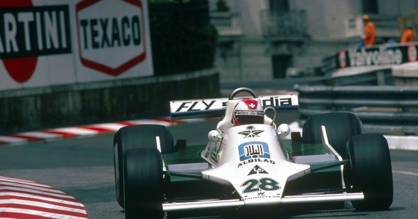 1979 gp monaco clay regazzoni williams fw07 ford 1979 formu a 1 pinterest clay. Black Bedroom Furniture Sets. Home Design Ideas