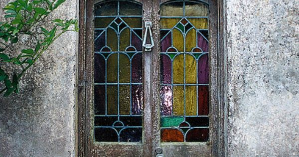 the old Lynch house door, Ireland