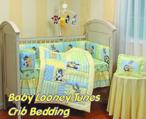 Baby Looney Tunes Nursery Stuff Crib