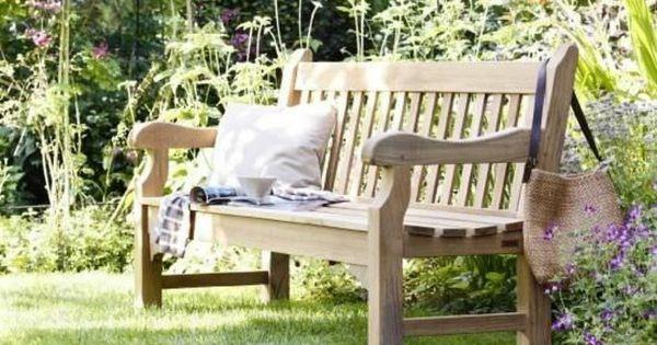 Voici nos exemples pour un banc de jardin banc de for Banc jardin leroy merlin