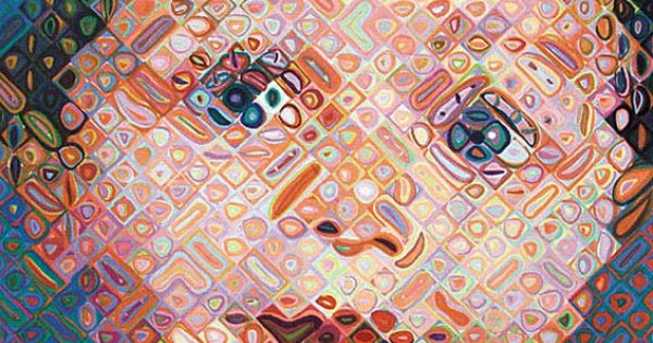 an introduction to the life of chuck close an american photorealist Facts about chuck close 3: the personal life once, close married to leslie rose both have two daughters in 2011, the couple divorced the wife of close now is sienna shields.