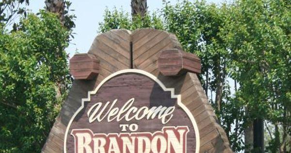 Brandon Florida Hillsborough County Where My Dad Lives