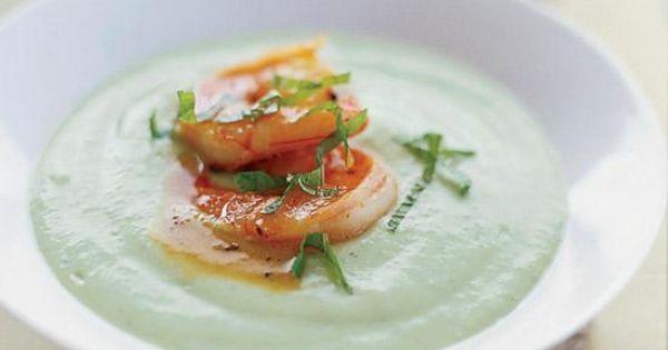 Avocado Recipes | Avocado Recipes, Soups and Shrimp