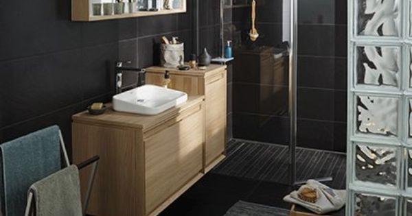 Meuble de salle de bain rio lapeyre salle de bain for Meuble sdb lapeyre